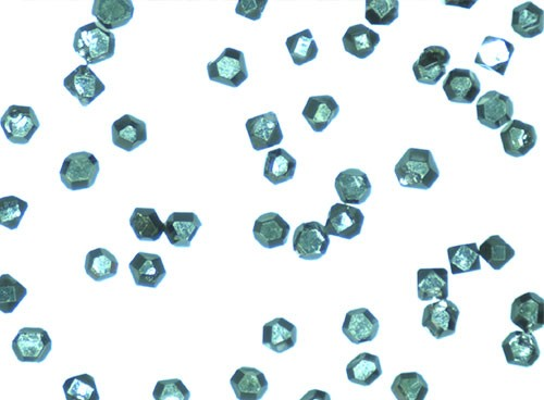 Titanium-coated diamond and CBN (KTD-Ti, CBN-Ti)